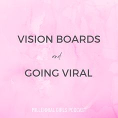 In today's episode, we talk about making vision boards, manifesting into the world, and we talk talk about going viral on social media! #visionboards #podcasts #viral #tiktok Today Episode, Insight, To Go, Boards, Social Media, Planks, Social Networks, Social Media Tips