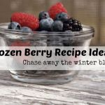 Blueberry or Other Berry Pancake Syrup Recipe