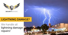⚡🌩️ Here comes lightning season..... ⚡🌩️ Remember that SB is here to assist with all your security requirements. www.securitybrokerz.com/contact-us/