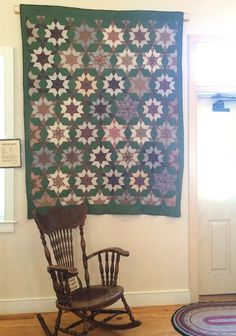 Antique Pioneer Quilts - Diary of a Quilter - a quilt blog