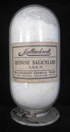 Mallinckrodt Bottle