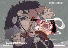 One Piece 954 lecture en ligne scan Kaido Vs Luffy, One Peace, One Piece Nami, Monkey D Luffy, Anime Crossover, Beast, Fan Art, Deviantart, Manga