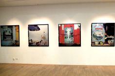 A Rite photography exhibition #KariMayo #Berlin / BIG Squares; interesting!