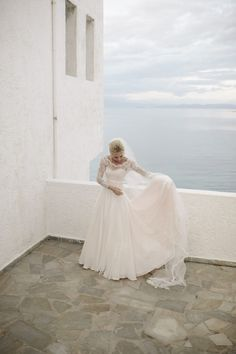 Image by Nikos Gogas  Absolutely Gorgeous dress by Naomi Neoh