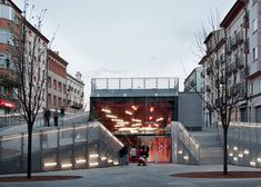 TERUEL-ZILLA! by Mi5 Arquitectos and PKMN Architectures