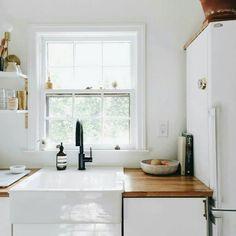 Mooi raam keuken