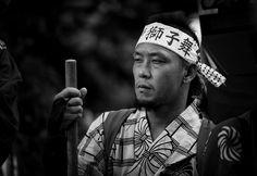Modern Day Warrior In Tokyo #2 Photography by El-Branden Brazil