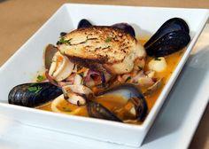 Seafood Soup!
