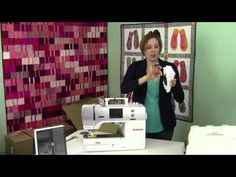 Video series on how to use your Bernina 770 Sewing and Embroidery Machine. Sewing Tools, Sewing Hacks, Sewing Tutorials, Sewing Crafts, Tutorial Sewing, Video Tutorials, Sewing Ideas, Sewing Machine Quilting, Machine Embroidery