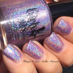 What Happens in Vegas, Ends up on Snapchat!! This limited edition polish will be available for pre-order soon. Keep an eye on the Girly Bits facebook page for details.