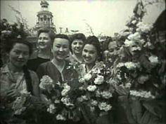 Алма-ата в 1960 году