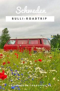 17 Tage waren wirmit dem Bulli in Schweden unterwegs. Ein Roadtrip entlang der Südküste und durch Smaland. Eine Camping - Reise durch mein Lieblingsland.