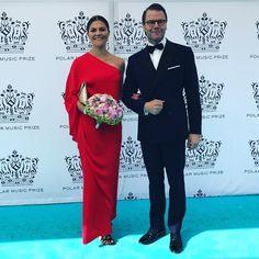 Newmyroyals: 2018 Polar Music Prize, June Princess Victoria and Prince Daniel Victoria Prince, Princess Victoria Of Sweden, Princess Estelle, Crown Princess Victoria, Princess Sofia, Prince Carl Philip, Prince Daniel, Prince Day, Queen Sophia