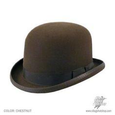 d2c2fa95c7824 1920 s Mens Hats  Great Gatsby Era Hat Styles Mens Bowler Hat
