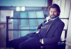 Bruce Handy spotlights Nikolaj Coster-Waldau, the actor who plays Jaime Lannister on Game of Thrones, now entering its third season on HBO Jaime Lannister, Matthew Brooks, Beautiful Men, Beautiful People, Cersei And Jaime, Nikolaj Coster Waldau, Vanity Fair, Celebrity Crush, Actors & Actresses