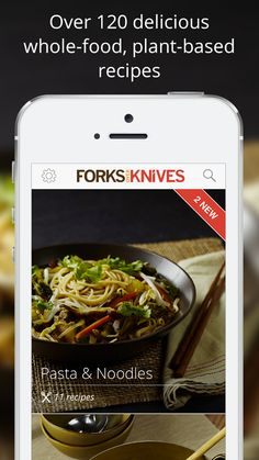 The Forks Over Knives iOS recipe app is now available in Australia and New Zealand! Professional images, step-by-step instructions, shopping list and more ... Makes preparation and cooking a breeze! Download now at the introductory price: https://itunes.apple.com/app/id903911740?mt=8&uo=4&at=11lKfm