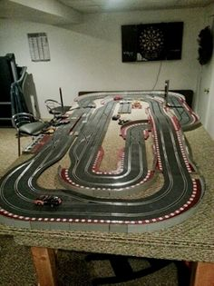 Pin by casey mckenna on slot cars Race Car Sets, Slot Car Race Track, Ho Slot Cars, Slot Car Racing, Slot Car Tracks, Race Tracks, Cars 1, Race Cars, Carrera Slot Cars