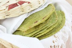This is a healthier way to enjoy your favorite recipes that need tortillas…