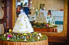 Rustic Wedding Cake, Memphis Weddings, Southern Event Planners