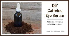 something to combat puffy eyes!