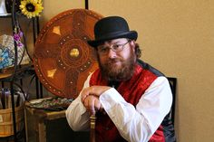 Awesome Steampunk at Salt City Steamfest 2014!
