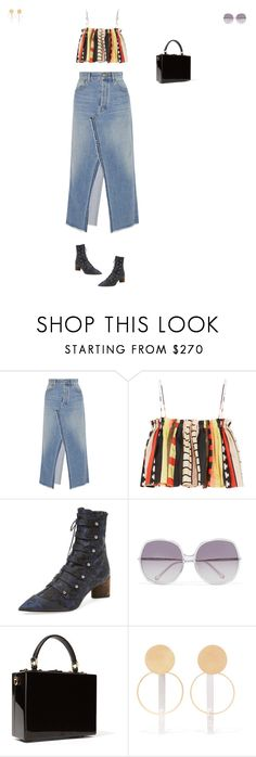 """""""Untitled-359"""" by didi-oliveira ❤ liked on Polyvore featuring Golden Goose, Apiece Apart, Christian Dior, Chloé, Dolce&Gabbana and Annie Costello Brown"""