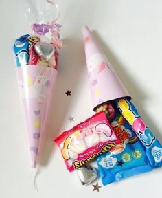x1 Unicorn Party Cone/Party bag/Sweet Cone/Party Supplies/Loot Bag/favours Unicorn Birthday Parties, Unicorn Party, Birthday Party Decorations, Birthday Ideas, 8th Birthday, Spa Party Favors, Party Bags, Lolly Bags, Goodie Bags