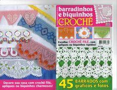 barradinhos e biquinhos de crochê - claudia - Picasa Web Albums