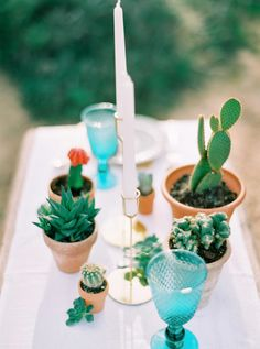 Photography : Ana Lui Photography Read More on SMP: http://www.stylemepretty.com/destination-weddings/2016/04/06/southwest-inspired-wedding-inspiration-with-aztec-influence/