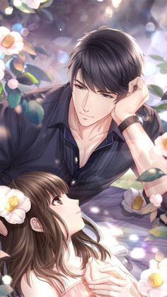 So here are Romantic Couple Cartoon Love Photos HD that you will totally love! Couple Anime Manga, Anime Cupples, Romantic Anime Couples, Anime Couples Drawings, Anime Couples Manga, Love Cartoon Couple, Anime Love Couple, Handsome Anime Guys, Cute Anime Guys