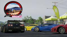 Forza Horizon 3 * Kopf an Kopf Rennen - Rundstrecke & Beschleunigungsrennen