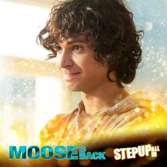 Moose step up all in Dance Movies, New Movies, Good Movies, Movies And Tv Shows, Moose Step Up, Step Up 3, Step Up Movies, Step Up Revolution, Friday Night Lights