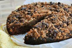 טולטולים: ראש השנה- עוגת דבש שוקולדית עם פירורי קינמון פריכים