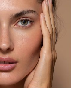 Planet Sun, Old Money, The Prestige, Glowing Skin, Beverly Hills, Close Up, Campaign, Skincare, Logo Design