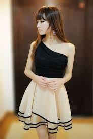 Resultado de imagen para vestidos cortos casuales coreanas