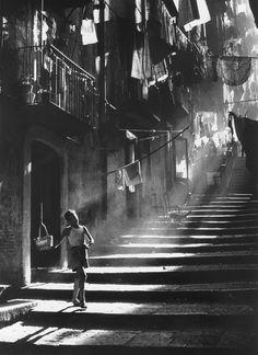 Napoli, Piergiorgio Branzi, 1953