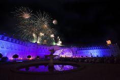 Karlsruhe Palace, fireworks