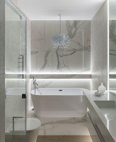 Artem Babayants Architects: квартира на Юго-Западе Москвы • Интерьеры • Дизайн • Интерьер+Дизайн