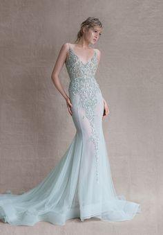 Paolo Sebastian printemps-été 2015  #mode #fashion #mariage #wedding #robe