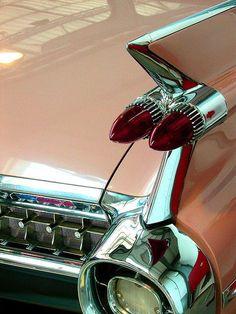 1959 Pink Cadillac aka my dream car. uuugggghhhhhh