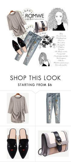 """Romwe contest"" by adancetovic on Polyvore"