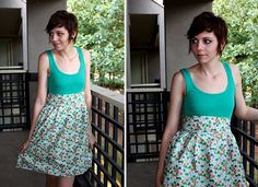 <3 make a dress in 30 minutes [must try] <3