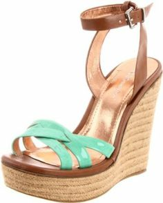 Amazon.com: BCBGeneration Women's Frankee Sandal: BCBGeneration: Shoes $99