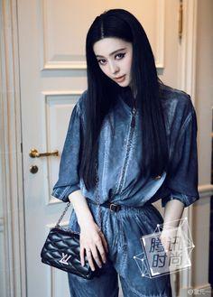 dedicated to the beautiful chinese actress, Fan BingBing Asian Woman, Asian Girl, My Fair Princess, Fan Bingbing, Fan Picture, Chinese Actress, Famous Women, Photography Women, Asian Style