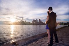 Taking engagement photos in Toronto will have you posing for pictures in some of the city's most scenic spots. Whether you're looking to snap something sentimental by the water or get goofy in graffiti alley, one of these places will help capture memories that will last a lifetime. Here are...
