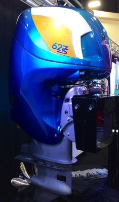 The new Seven Marine​ 627 takes outboard power to a new level. Here's a closer look at this motor.