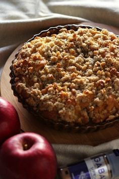 Sweets Recipes, Apple Recipes, Desserts, Recipe R, Love Cake, Caramel Apples, No Cook Meals, Baked Goods, Food And Drink