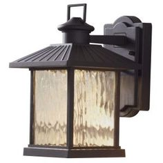 Steinel Lantern Outdoor Wall Light With Pir & Photocell