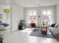 Living Rooms by Alvhem Mäkleri & Interiör | Home Adore