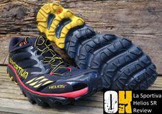 La Sportiva Helios SR Trail Running Shoe Review!  #runchat #running #trailrunning